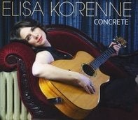 Elisa Korenne Concrete Cover