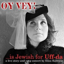 Oy Vey Cover Art