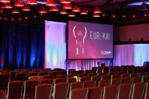 Theme of TEDx Gull Lake 2017 at Madden's Resort: Eureka!
