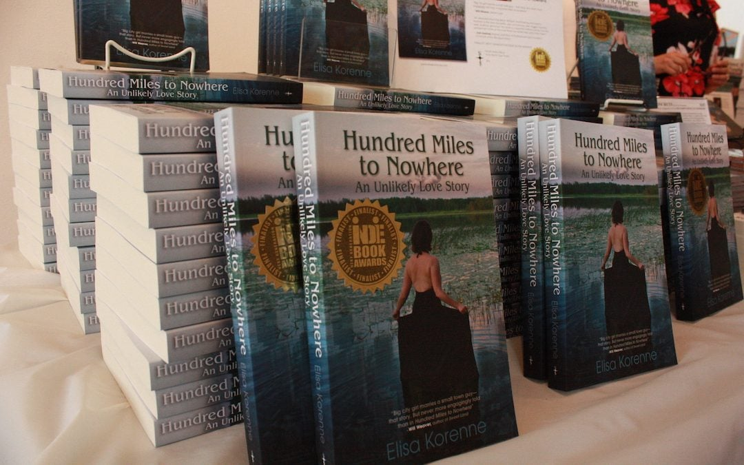 Excerpt from Hundred Miles to Nowhere by Elisa Korenne – Chapter One