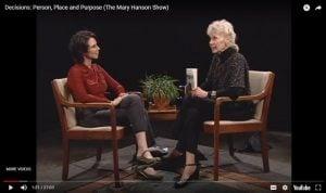 Elisa Korenne on The Mary Hanson Show